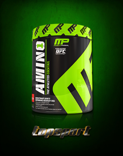 AMINO 1 MUSCLEPHARM.