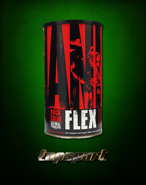 ANIMAL FLEX UNIVERSAL NUTRITION.