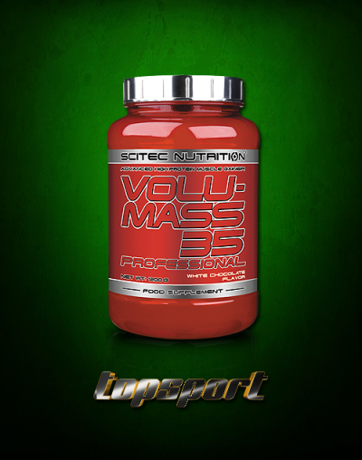 VOLUMASS 35 PROFESSIONAL SCITEC NUTRITION.