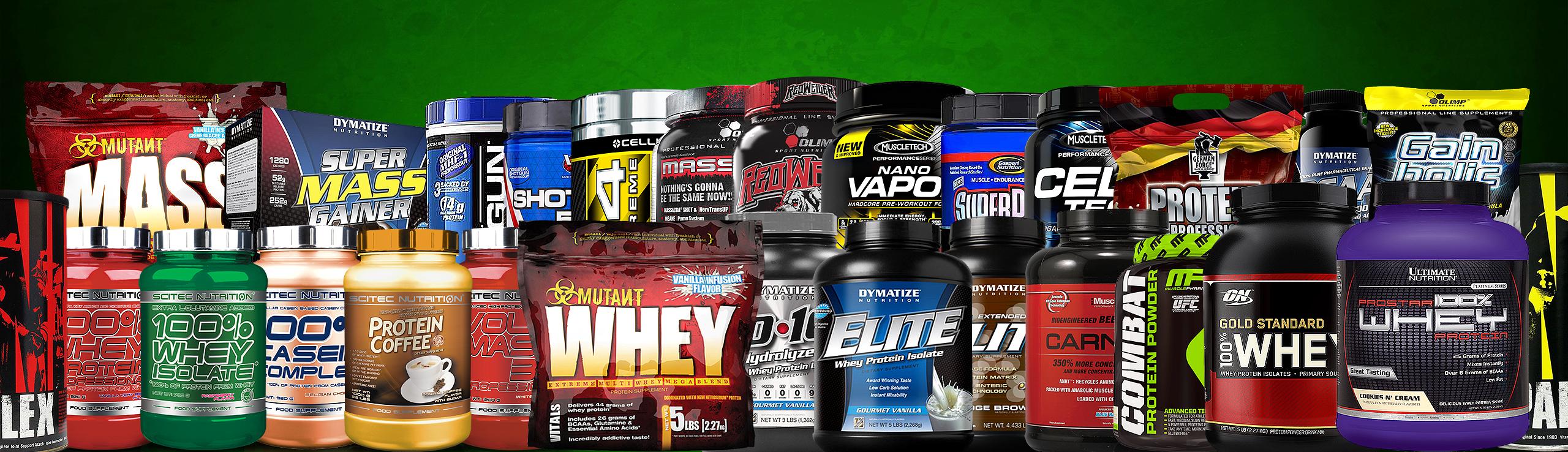 Proteini.Sportski suplementi.