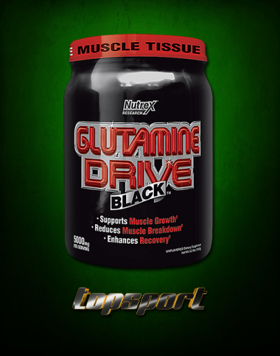 GLUTAMINE DRIVE 1KG NUTREX RESEARCH...