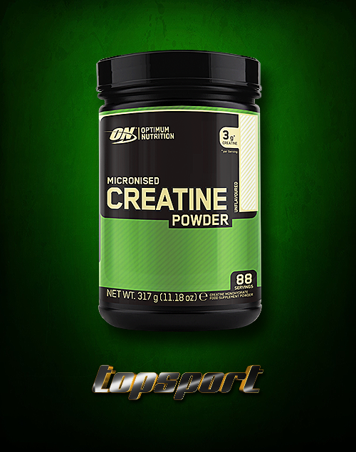 CREATINE 317 G OPTIMUM NUTRITION.
