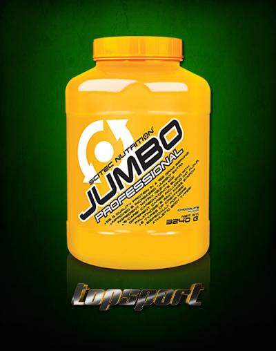 JUMBO PROFESSIONAL 3,24KG SCITEC NUTRITION ...
