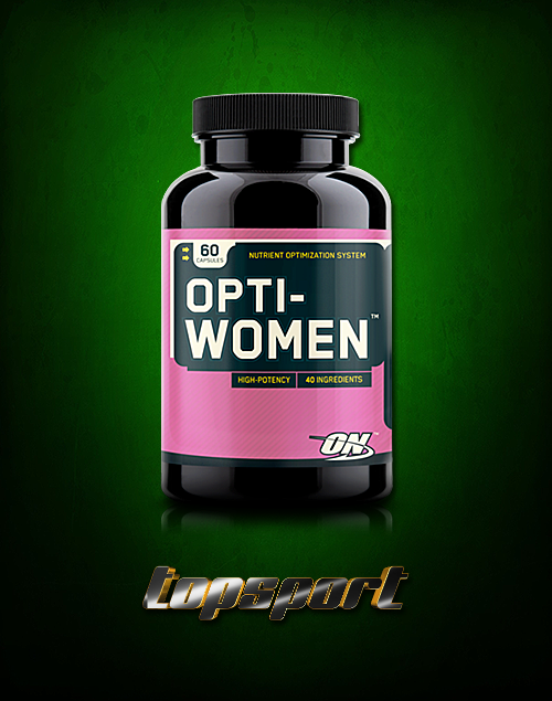 OPTI-WOMEN 60 TABLETA OPTIMUM NUTRITION.