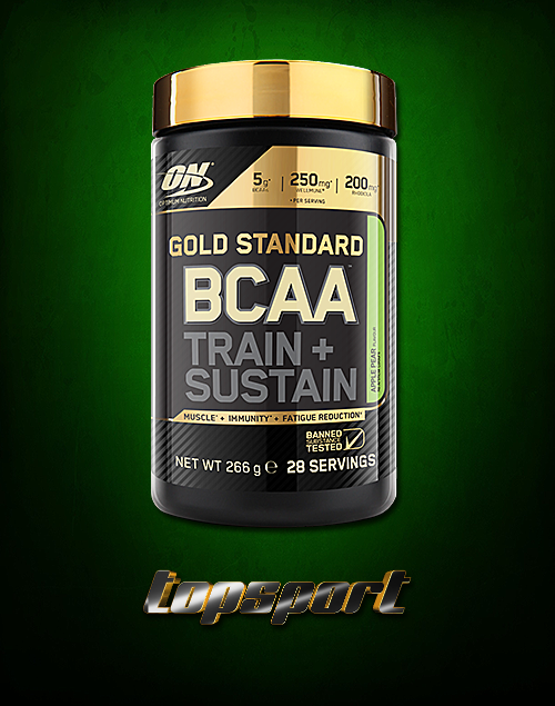 BCAA GOLD STANDARD 28 DOZA OPTIMUM NUTRITION