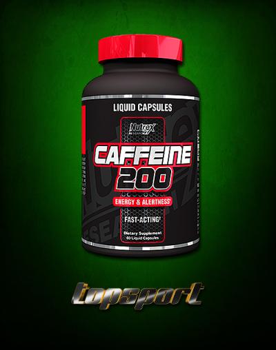 CAFFEINE 200 60 KAPSULA NUTREX RESEARCH.