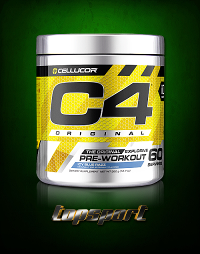 CELLUCOR C4 ORIGINAL 60 DOZA.