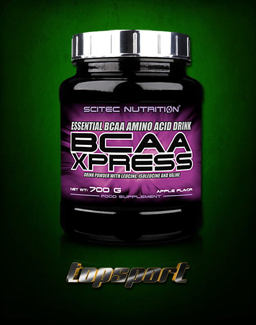 BCAA XPRESS 700G SCITEC NUTRITION.