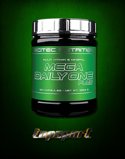MEGA DAILY ONE 120 KAPSULA SCITEC NUTRITION ...