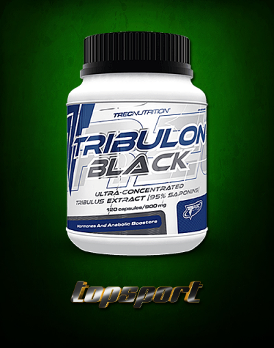TRIBULON BLACK 120 KAPSULA TREC NUTRITION ...
