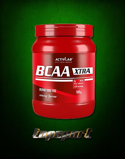 ACTIVLAB BCAA XTRA 500 G ...