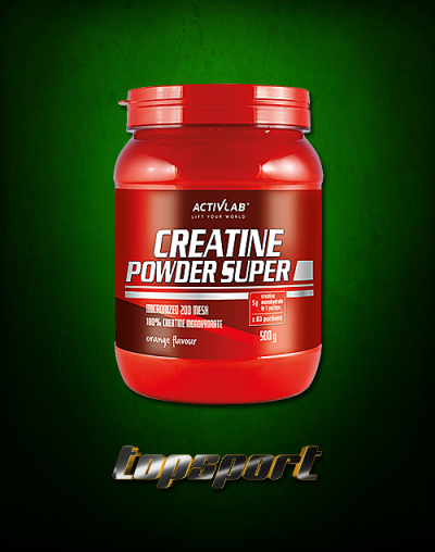 ACTIVLAB CREATINE POWDER SUPER 500 G ...