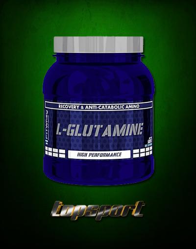 FITWHEY 500G L - GLUTAMINE