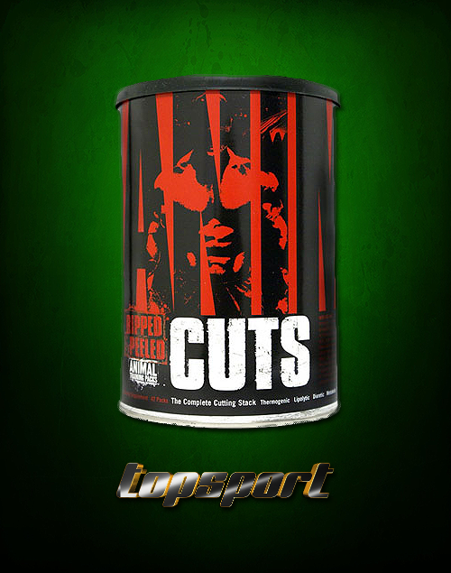 ANIMAL CUTS UNIVERSAL NUTRITION.