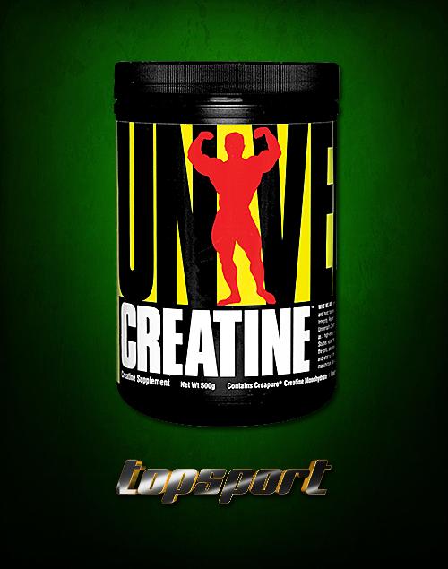 CREATINE 500g UNIVERSAL NUTRITION.