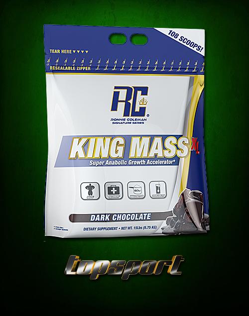 KING MASS 6,75KG RONNIE COLEMAN.