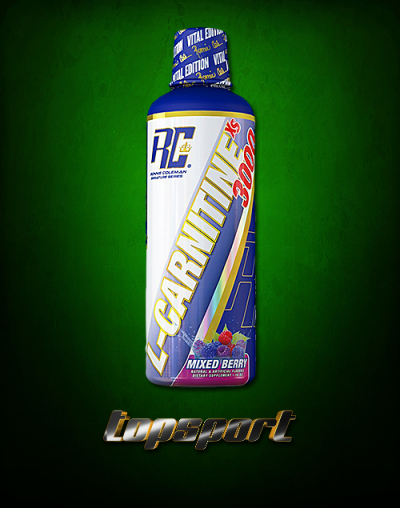 L-CARNITINE 435ml RONNIE COLEMAN.