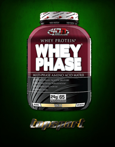 WHEY PHASE 2,3 KG 4 DIMENSION NUTRITION.