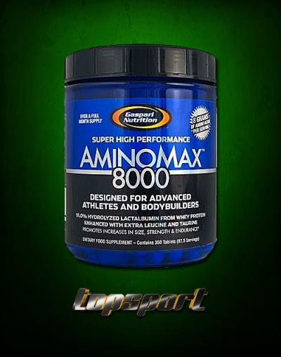 AMINOMAX 8000 350 TAB GASPARI