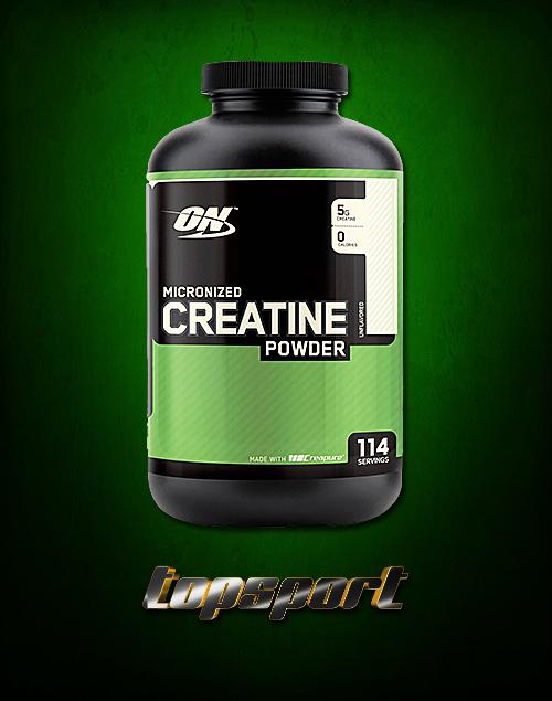 CREATINE 600 G OPTIMUM NUTRITION