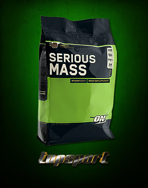 SERIOUS MASS 5,44KG OPTIMUM NUTRITION