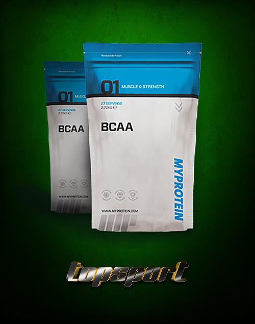 BCAA 211 Myprotein 500g ...