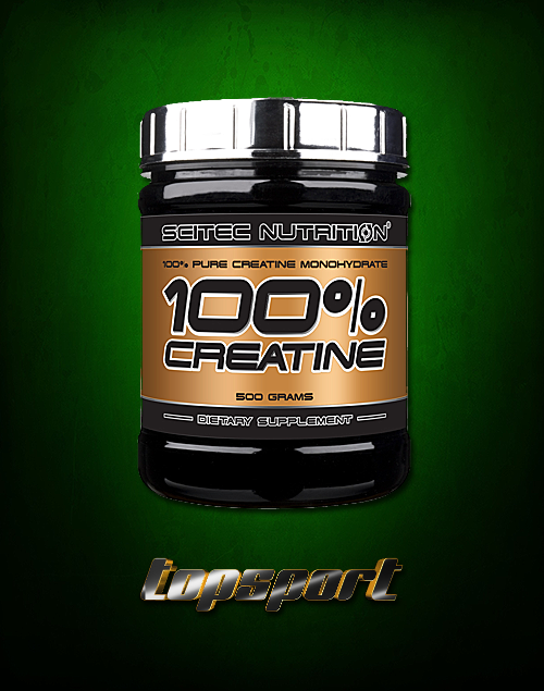CREATINE MONOCHYDRATE 500G SCITEC NUTRITION.