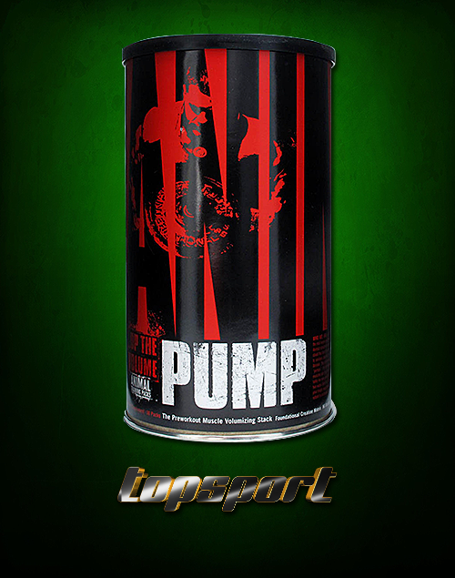 ANIMAL PUMP 30 PAKETA UNIVERSAL NUTRITION ...