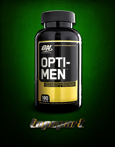 OPTI-MEN 180 TABLETA OPTIMUM NUTRITION ...