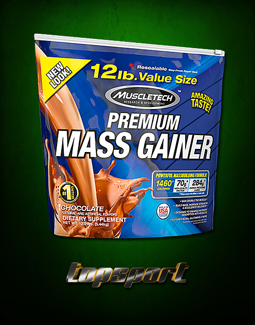 PREMIUM MASS GAINER 5,44KG MUSCLETECH ...