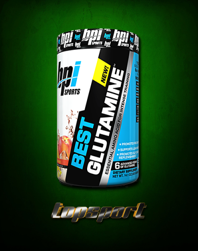 BEST GLUTAMINE 400G BPI SPORTS...