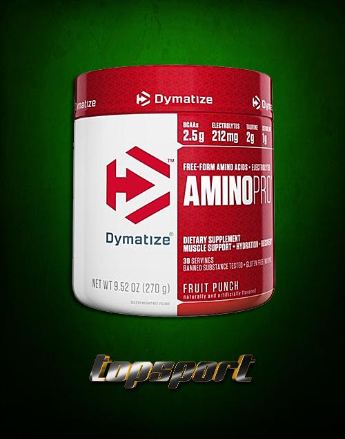 DYMATIZE NUTRITION AMINO PRO 270G.