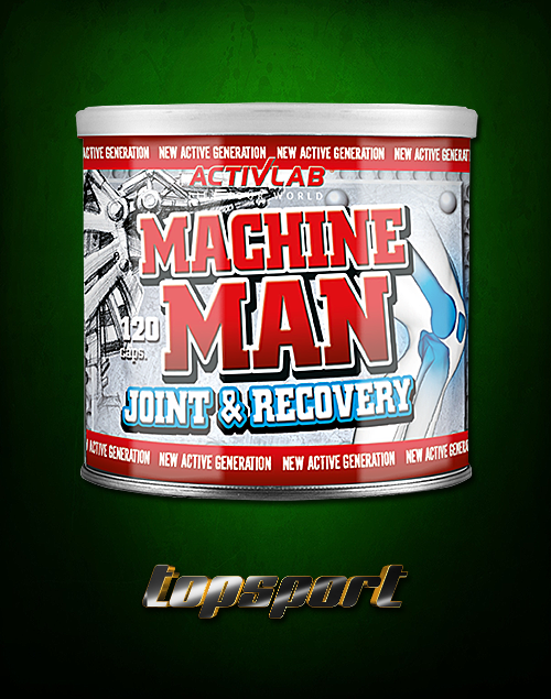 MACHINE MAN JOINT AND RECOVERY 120 KAPSULA ACTIVLAB ...