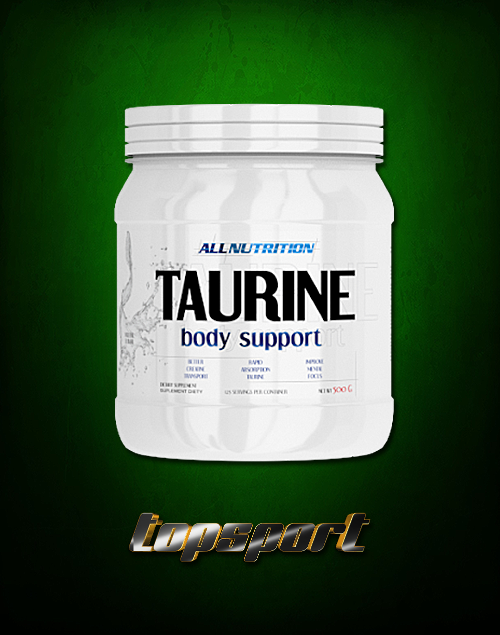 ALLNUTRITION TAURINE BODY SUPPORT 500G ...